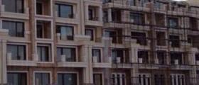Строителство на хотелски комплекси в Несебър