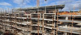 Строителство на търговски и жилищни сгради в Разград