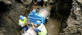 Строителство на водопроводи в Благоевград