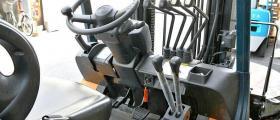 Търговия резервни части за мотокари в Разград