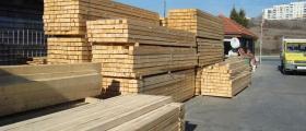 Търговия с дървен материал в Благоевград