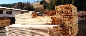Търговия с дървен материал в Чепеларе
