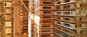 Търговия с европалети в Бургас