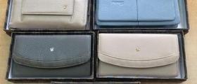Търговия с портфейли от изкуствена и естествена кожа