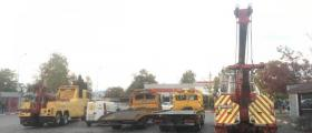 Тежкотоварна пътна помощ Ябланица, автомагистрала Хемус, София, Мездра, Враца