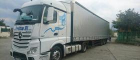Товарен автомобилен транспорт във Варна