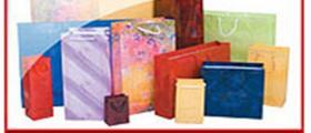 Тръговия хартиени торби