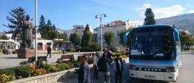 Трансфери на пътници Аксаково-Варна