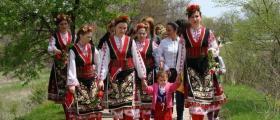 Участие в група Лазарки в Област Русе
