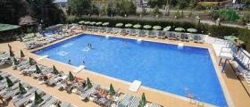Уроци по плуване в София-Дружба 2 - Хотел Монтесито