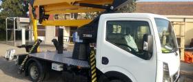 Услуги с автовишки във Велико Търново