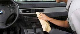 Вътрешно почистване на автомобили в Бургас