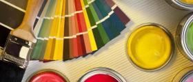 Внос на декоративни бои в Кърджали