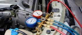 Зареждане на климатик в Луковит