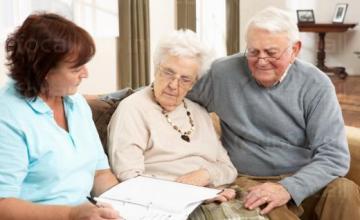 24 часово обслужване на стари хора