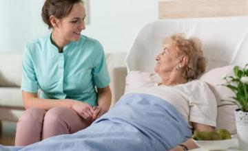 24-часово обслужване в Малко Чочовени-Сливен - Частен дом за стари хора Достойни старини