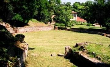 Амфитеатър в Хисаря - Археологически музей Хисаря