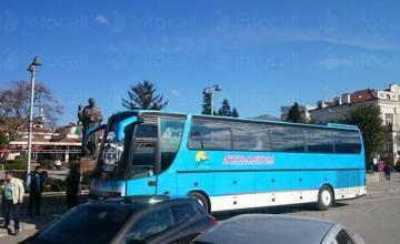 Автобусен транспорт Варна