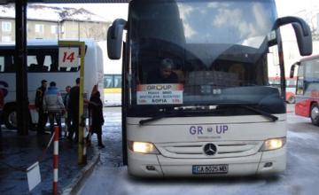 Автобуси под наем София-Сердика - Моди Транс – Груп ООД