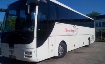 Автобусни превози - Плевен Експрес ЕООД