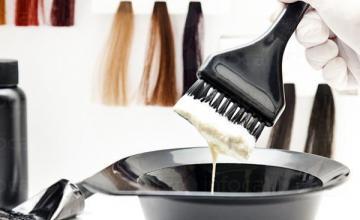 Боядисване на коса в София-Разсадника