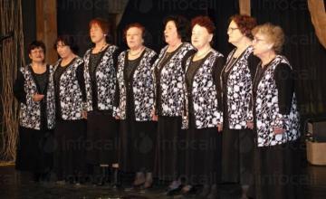 Дамска вокална група Ахрида