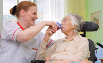 Денонощни грижи и наблюдение на възрастни хора - Хоспис - Елена