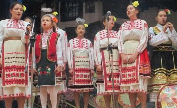 Детска дудучарска група в Чавдар-София