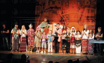 Детска театрална студия в Несебър - НЧ Яна Лъскова 1905 Несебър