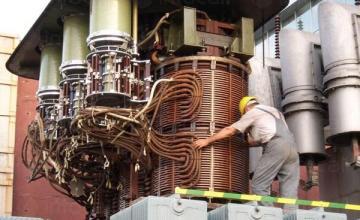 Диагностика и ремонт на стъпални регулатори в София - Етис 2007