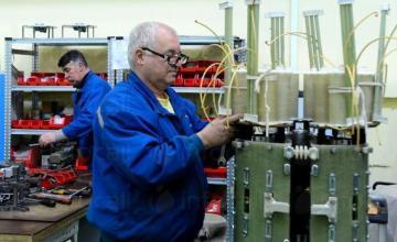 Диагностика на мощностни превключватели в София - Етис 2007