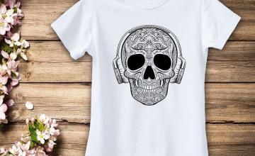 Директен печат върху тениски Смолян