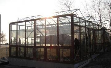 Доставка и изграждане на оранжерии в цялата страна - РН 13 Георгиеви ООД