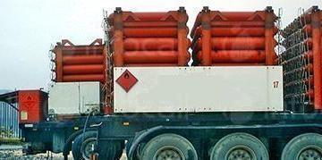 Доставка на компресиран природен газ в Димитровград и Смолян