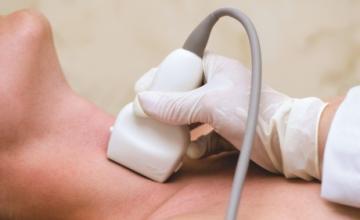 Ехография на щитовидната жлеза в Русе - Ендокринолог Русе