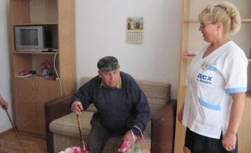 Ежедневни грижи за стари хора в община Болярово - ДСХ Воден