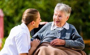Ежедневни грижи за възрастни хора - ДВФУ Ясна Поляна