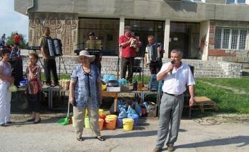 Фолклорна група в община Силистра