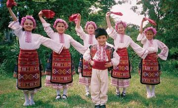 Формация за фолклорни песни и танци във Владая-Столична община
