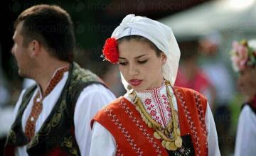 Формация за фолклорни песни в община Котел - НЧ Пробуда 1953 Стрелци