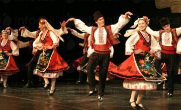Формация за народни песни и танци в община Каолиново