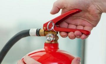 Годишен технически преглед на пожарогасители в София