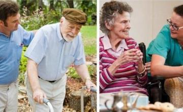 Грижи за трудноподвижни стари хора в Марково-Пловдив