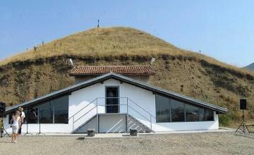Гробнично-култов комплекс Оструша Казанлък