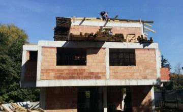 Груб строеж ,покривни работи
