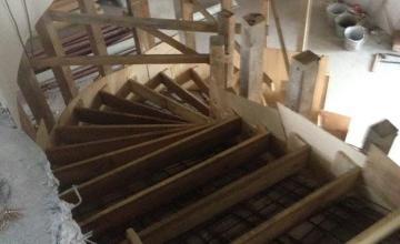 Груб строеж в Плевен