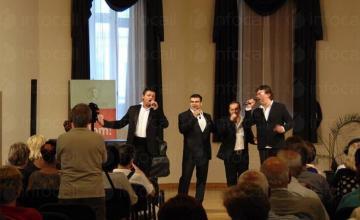 Група музиканти за откриване на фестивали и официални събития - Квартет Belcanto