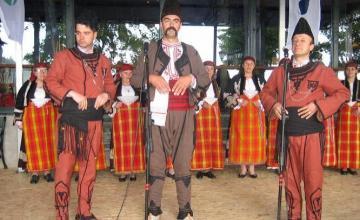 Групи за автентичен фолклор Ропа -Тропа