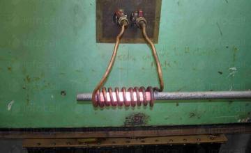 Индукционно нагряване на метали в Габрово - ГИТ Инженеринг