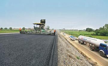 Изграждане на инфраструктурни обекти в Бургас